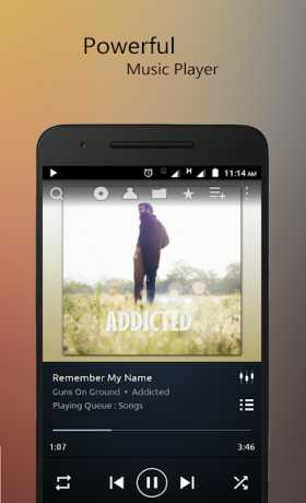 PowerAudio Pro Music Player 8 1 1 Apk android