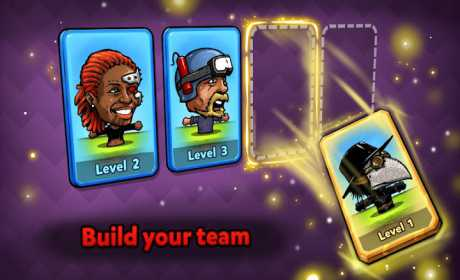 ⚽ Puppet Football Fighters - Steampunk Soccer ?