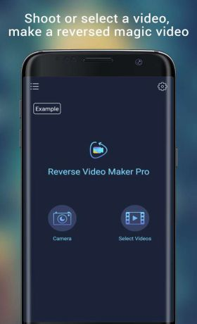 Reverse Video Maker Pro