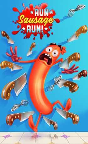 Run Sausage Run!