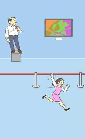 Skip work! -escape game