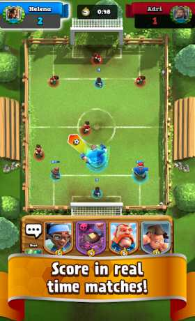 Soccer Royale 2019, the ultimate football clash!