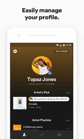 spotify premium apk download revdl