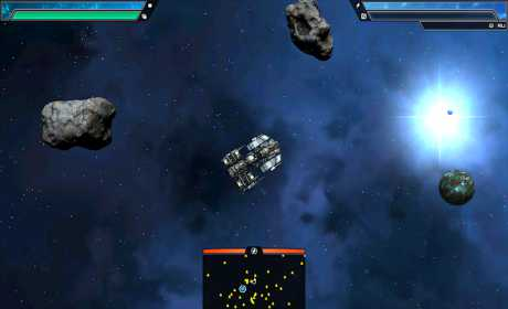Starlost - Space Shooter 1 0 22 1 Apk + Mod (Unlimited Money) + Data