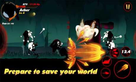 Stickman Legend - Shadow Revenge