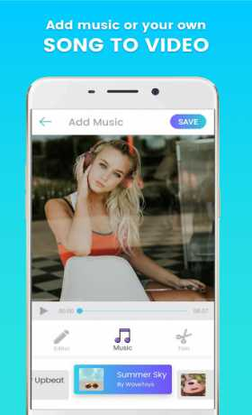 Story Video Editor with music, stickers – Kruso