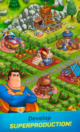 Superfarmers