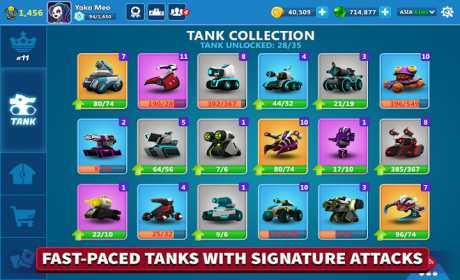 Tank Raid Online