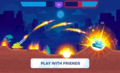 Tank Stars 1 3 1 Apk + Mod (Unlimited Money) for android