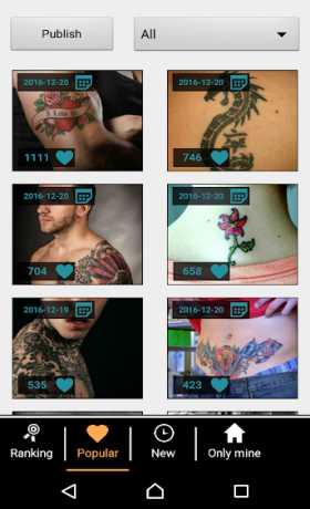 Tattoo my Photo 2.0