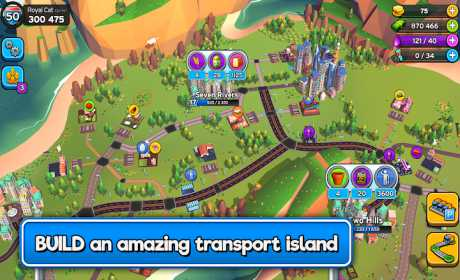 Transit King Tycoon 2 9 Apk + Mod (Unlimited Money) android