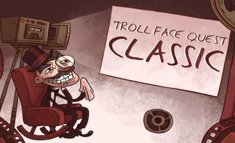 Troll Face Quest Classic