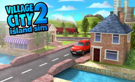 Tycoon Games: Village City - Island Sim Life 2