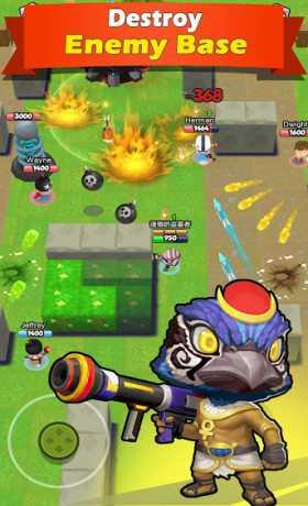 Wild Clash - Online Battle