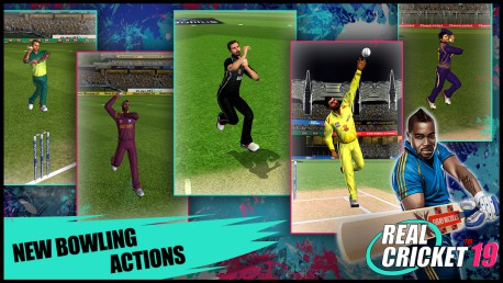Real Cricket 19 Apk Mod