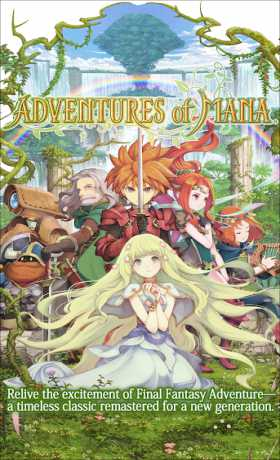 The Adventures of Mana