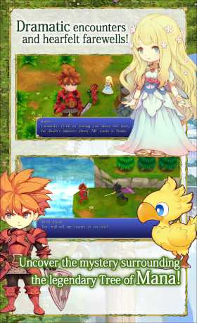 The Adventures of Mana