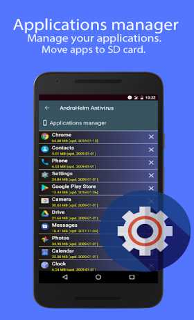 AntiVirus for Android Security