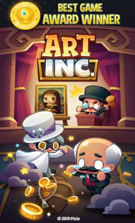Art Inc. - Trendy Business Clicker