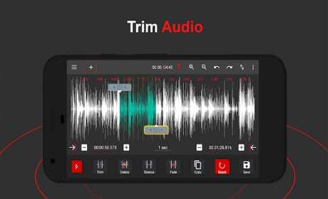 AudioLab - Audio Editor Recorder & Ringtone Maker