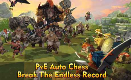Auto Chess War