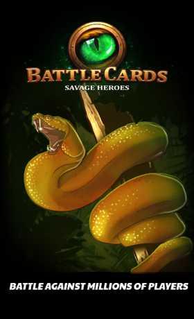 Battle Cards Wild Heroes TCG CCG Barajasko