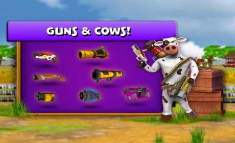 Battle Cow Unleashed (BCU)