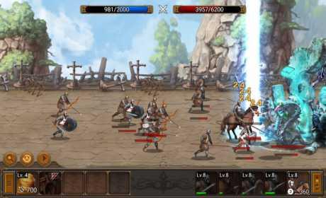 Battle Seven Kingdoms : Kingdom Wars2