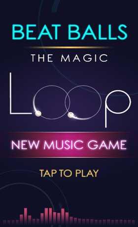 Beat Balls: The magic loop