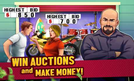Bid Wars - Storage Auctions and Pawn Shop Tycoon