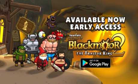Blackmoor - Duberry's Quest