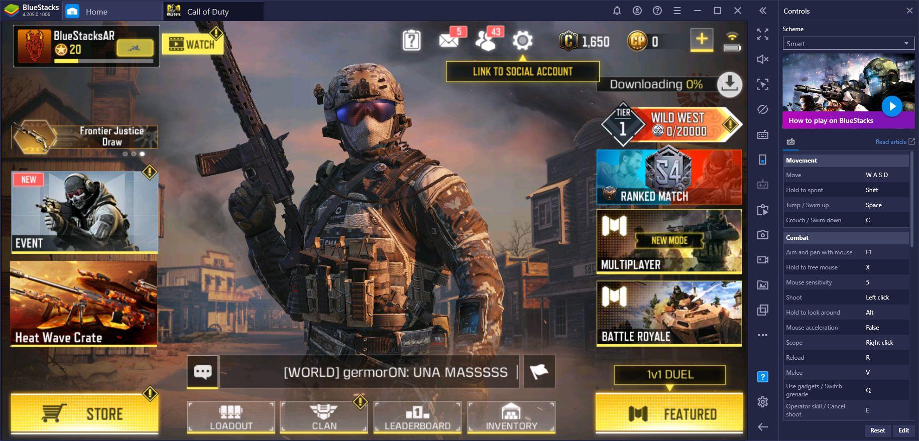 BlueStacks Pro