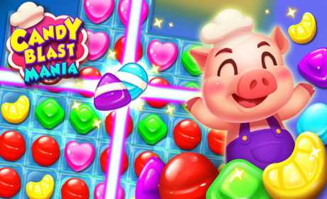 Candy B The LatestMania - Match 3 Puzzle Game