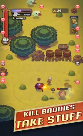 Cannon Ballers - Roguelite!