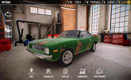 Car Mechanic Simulator 18 1 2 1 Apk Mod Money Android