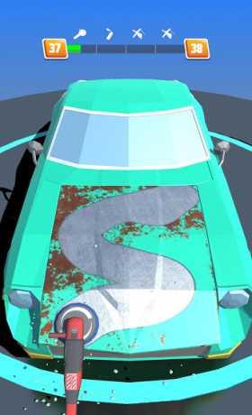 Car Restoration 3D