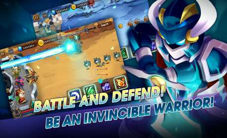 Castle Defender: Hero Shooter - Idle Offline TD