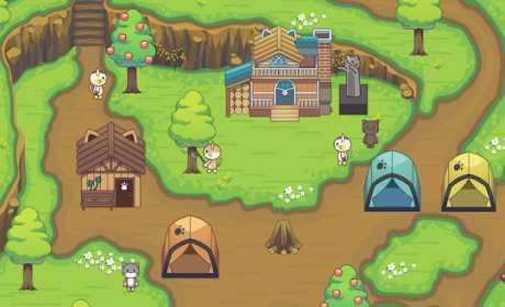 Cat Forest - Healing Camp