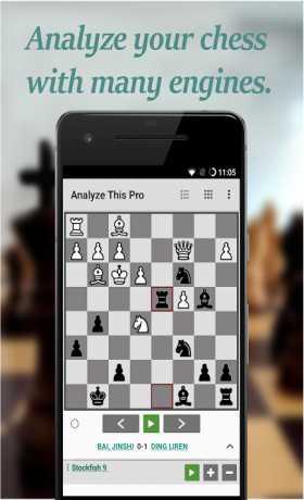 Chess - Analyze This (Pro)