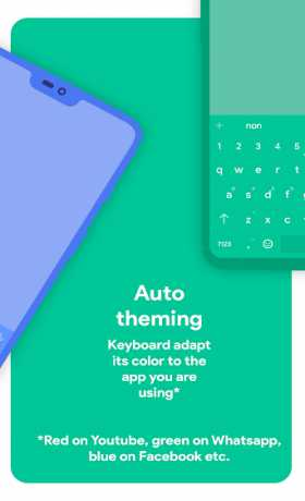 Chrooma Keyboard - RGB & Emoji Keyboard Themes