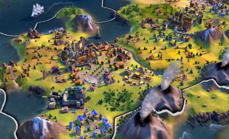 Civilization VI - Build A City | Strategy 4X Game