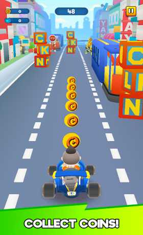 CKN Toys: Car Hero 2.1.1 Apk + Mod (Coins/ Crystals/ Unlocked cars/ Ad-free) for android