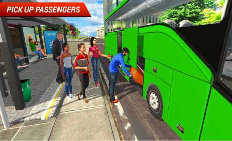 Coach Bus Driving Simulator 2018