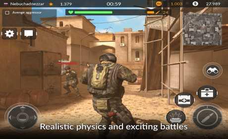 Code of War: Shooter Online