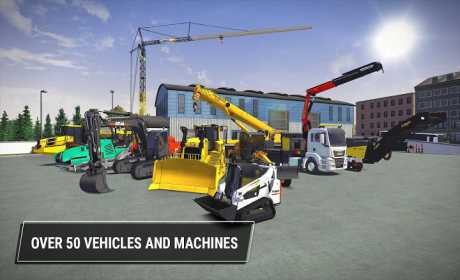 Construction Simulator 3 1 2 Apk + Mod (Unlimited Money) +