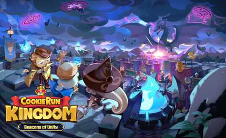 Cookie Run: Kingdom – Kingdom Builder & Battle RPG 1.2.502 Apk + Data for android