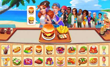 Cooking Frenzy™:Fever Chef Restaurant Cooking Game