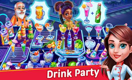 Cooking Party : Made in India Star Cooking Games