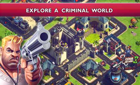 Crime Coast HD: Mob vs Mafia