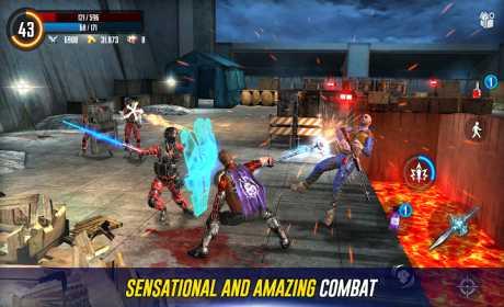 Dark Prison: PVP Survival Action Game